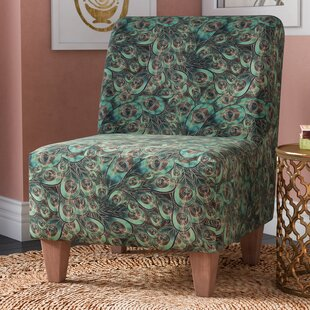 Bloomsbury Market Ronda Armless Slipper Chair