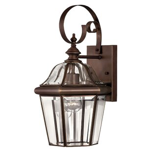 Best Reviews Augusta Outdoor Wall Lantern By Hinkley Lighting