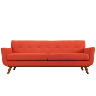 Red Tufted Sofas Youu0027ll Love | Wayfair