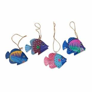 Blue Coastal Christmas Ornaments You Ll Love In 2021 Wayfair