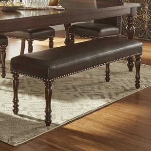Hilliard Upholstered Bench by Darby Home Co