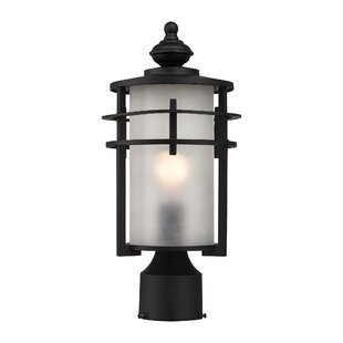 Garretson Outdoor 1-Light Lantern Head by Breakwater Bay