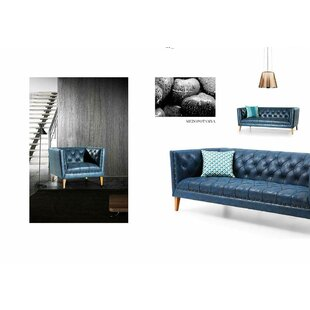 Shop Kehoe Loveseat by Everly Quinn