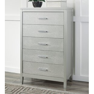 Upham 5 Drawer Chest by Rosdorf Park Top Reviews