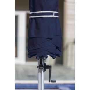 Aurora 9' Square Cantilever Umbrella