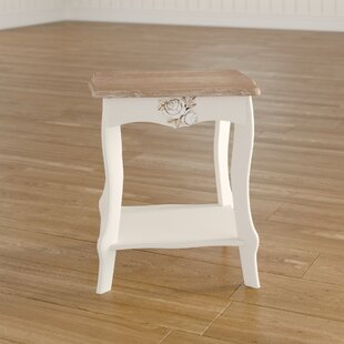 Erwan Side Table By Fleur De Lis Living