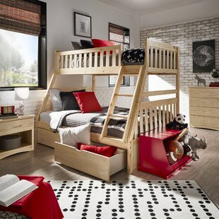 Spiers Full Bunk Bed by Viv + Rae