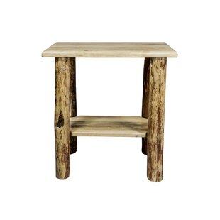 Rivas Chairside Table by Loon Peak