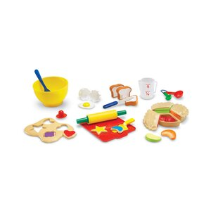 Online Reviews 31 Piece Pretend and Play Bakery Set By Learning Resources