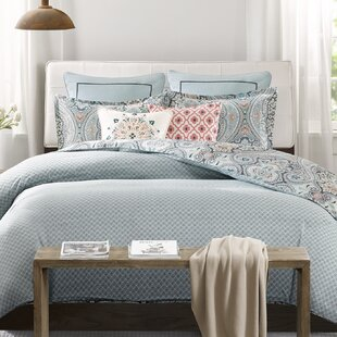 Echo Design™ Sterling Reversible Duvet Cov..