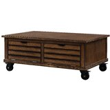 Bohanan Coffee Table with Storage by Millwood Pines