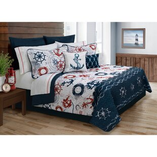 Avaline 5 Piece Quilt Set