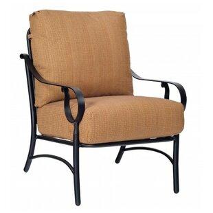 Woodard Ridgecrest Stationary Patio Chair..