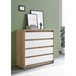 Fritz 4 Drawer Chest By Mercury Row