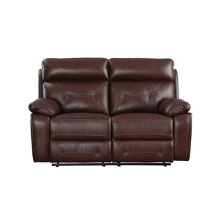 Bataan Upholstered Recliner Loveseat by R..