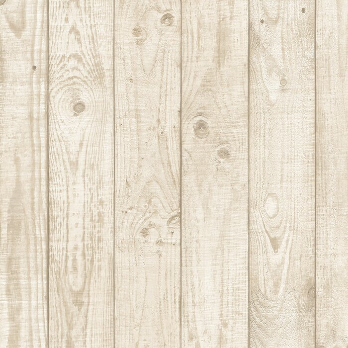 Sergio Barn Board 33 L X 20 5 W Matte Wallpaper Roll