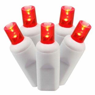 The Holiday Aisle Wide Angle 100 Light String Lighting