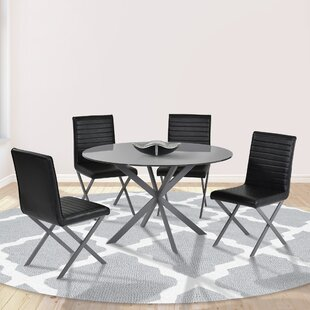 Hale 5 Piece Dining Set Orren Ellis