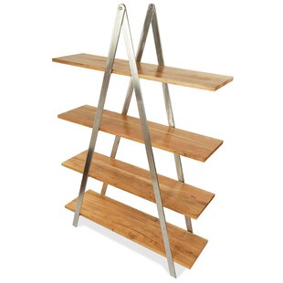 Brehmer Carnside Ladder Bookcase By Foundry Select