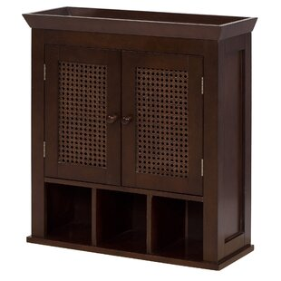 Beaulah 22.5 W x 24 H Wall Mounted Cabinet by World Menagerie