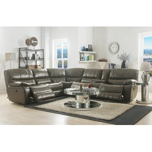 Nadene Reclining Sectional by Latitude Run