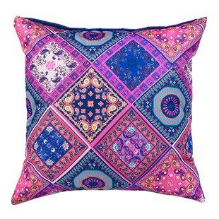 Abeyta Bandana Outdoor Scatter Cushion By Latitude Vive