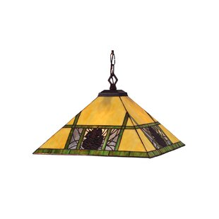 Meyda Tiffany Mission 4-Light Pendant