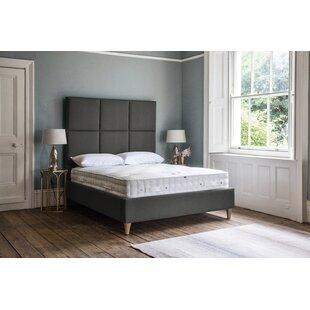 Alina Upholstered Bed Frame By Ebern Designs