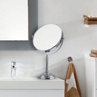 Ankara Makeup / Shaving Mirror By Belfry Bathroom