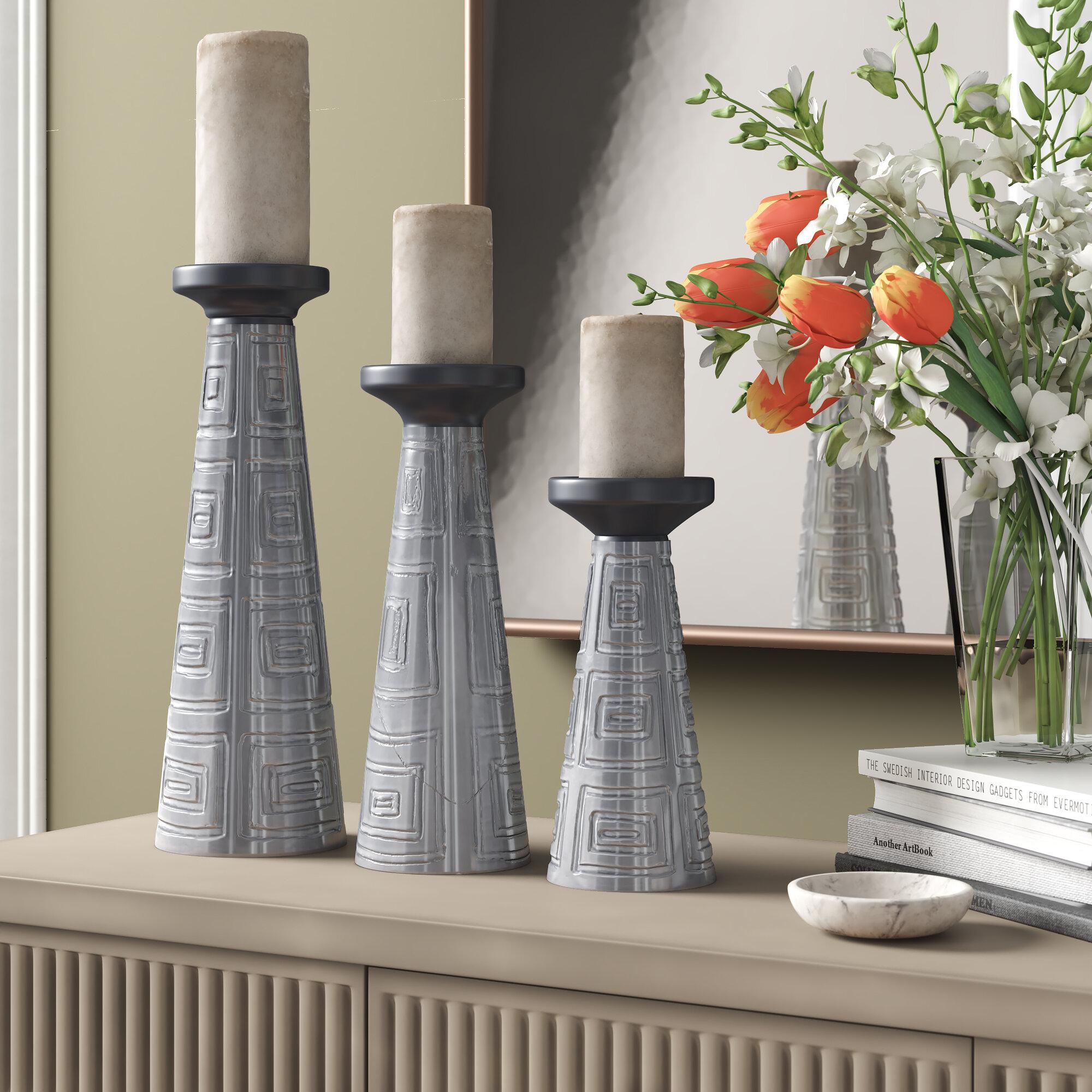 Bulloch Ceramic Candlestick Joss Main
