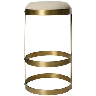 Dior Metal Bar Stool by Noir