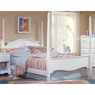 Reviews Kai Four Poster Bed By Harriet Bee