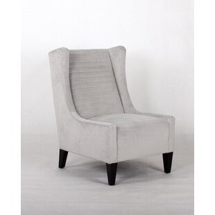 McClure Wingback Chair by Darby Home Co