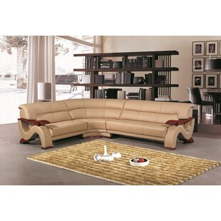 Hedger Leather Sofa
