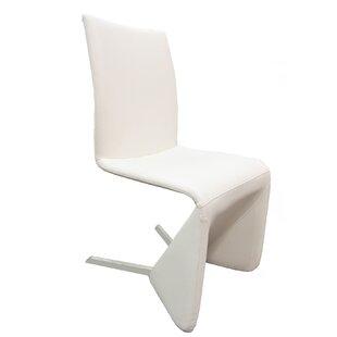 Bellini Modern Living Bernice Upholstered Dining Chair (Set of 2)
