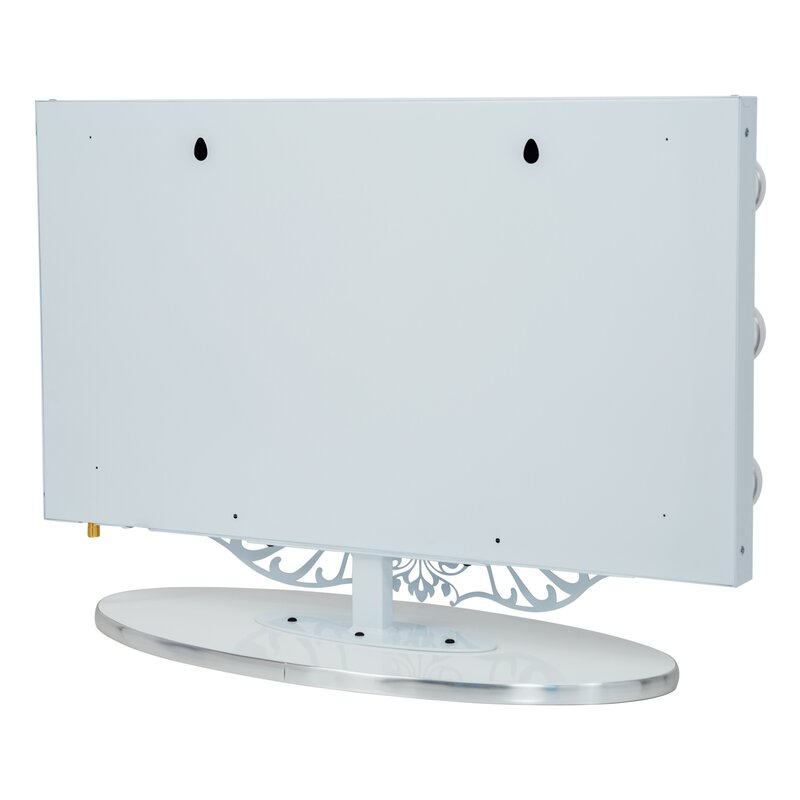 Vanity girl hollywood starlet lighted vanity mirror reviews wayfair starlet lighted vanity mirror mozeypictures Image collections