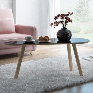 George Oliver Blandford Solid Wood Coffee Table