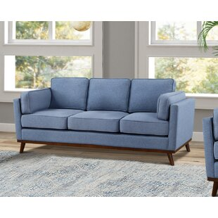 Edmont 3 Seater Sofa by Corrigan Studio Modern