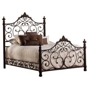 Lithonia Panel Bed