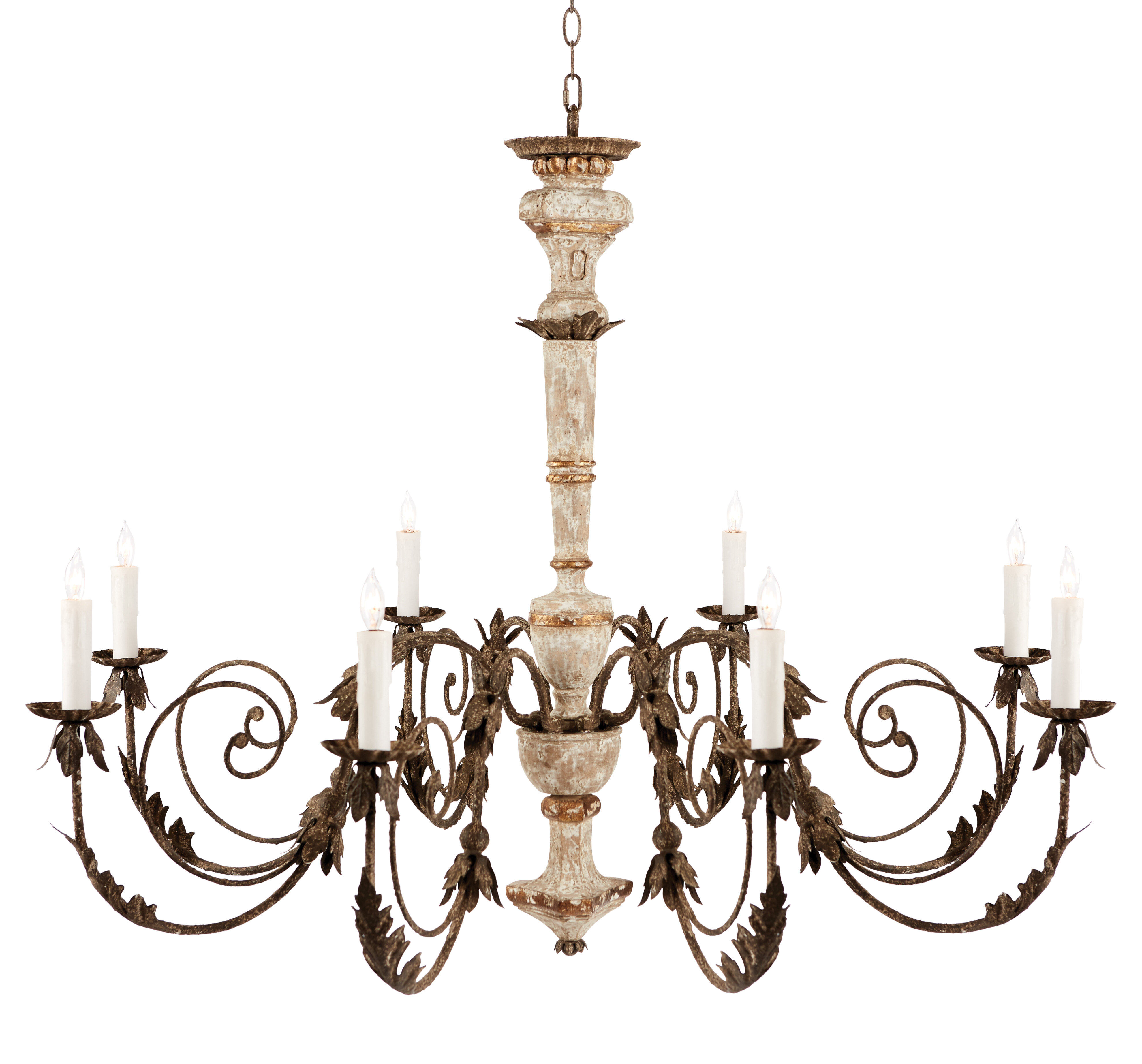 Aidan Gray 8 Light Candle Style Classic Traditional Chandelier Wayfair