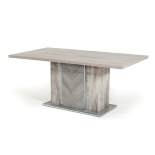 Labombard Modern Extendable Drop Leaf Dining Table Brayden Studio