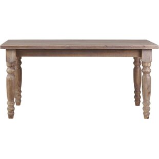 Valerie Solid Wood Dining Table by Grain Wood Furniture