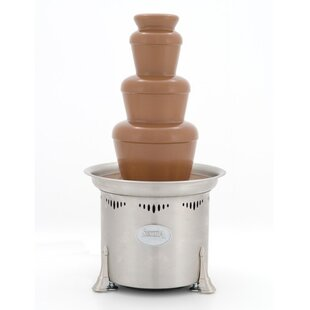 The Cortez 3 Tier Chocolate Fountain