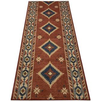 East Urban Home Outside Artifacts 49 Brown Area Rug Wayfair