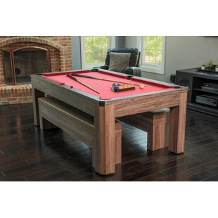 Newport 7' Rotating Game Table By Hathaway Games
