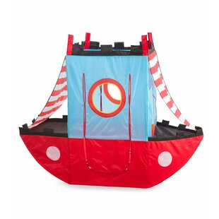 Magic Cabin Pirate Ship Play Tent
