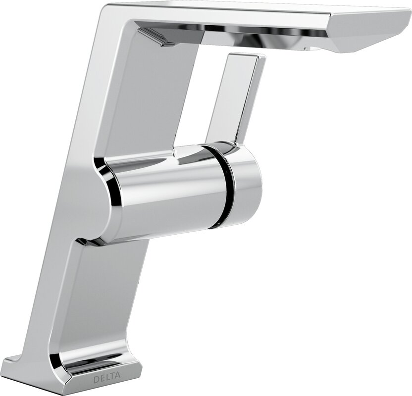 Delta Pivotal Mid Height Vessel Bathroom Faucet & Reviews | Wayfair