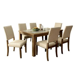 Belgrave 7 Piece Dining Set Gracie Oaks