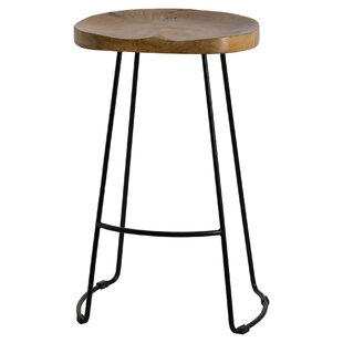 Hogansville 75cm Bar Stool By Bloomsbury Market