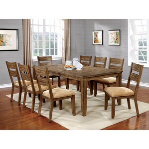 City of Creede Extendable Dining Table by Loon Peak